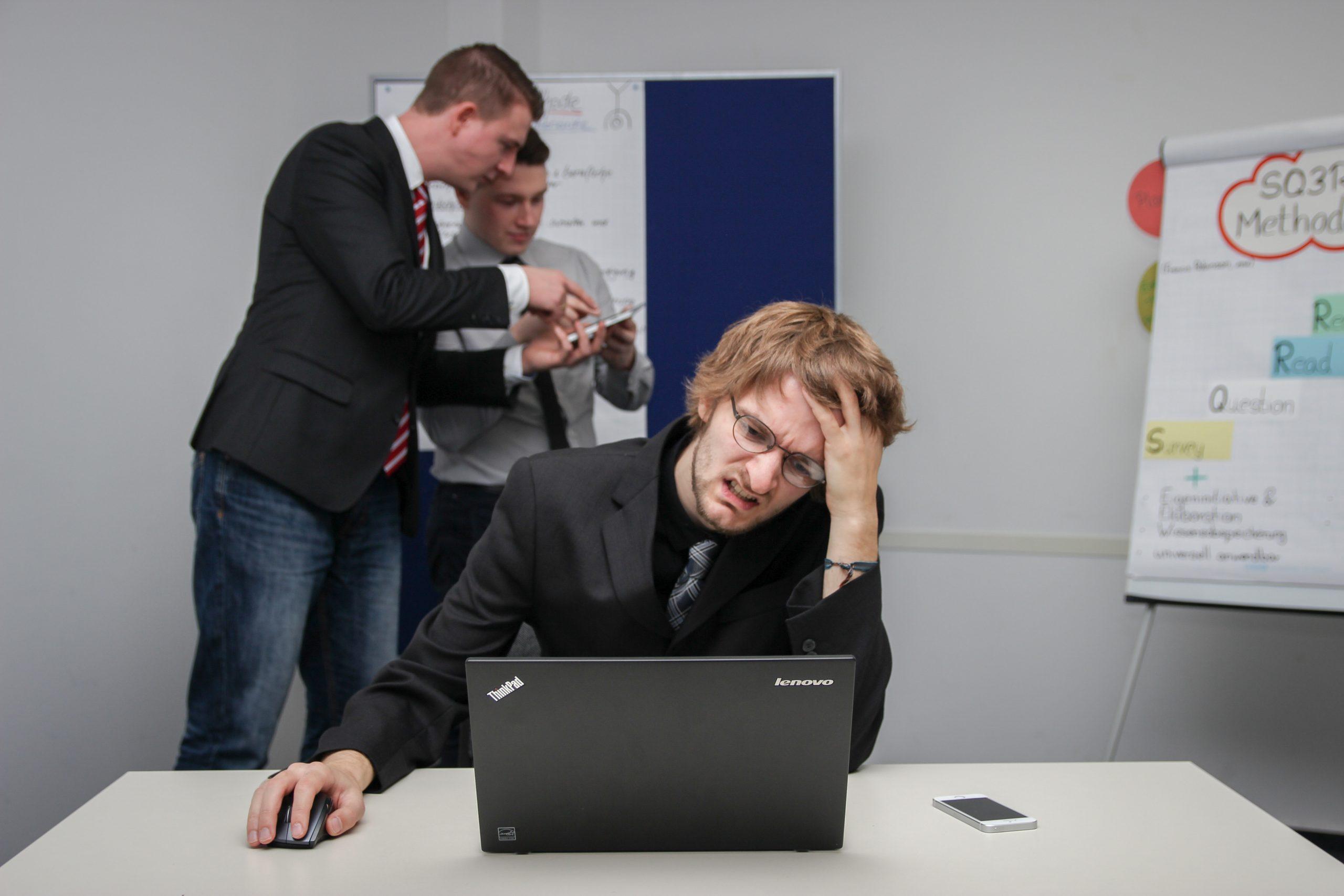 timbulnya burnout