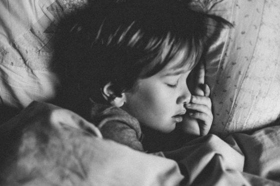 meditasi tidur anak