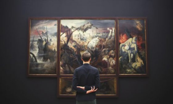 seni untuk kesehatan mental