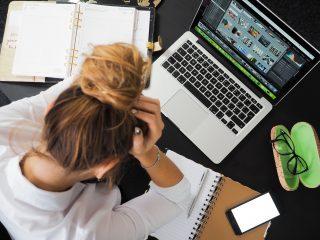 cara mengatasi stres karyawan