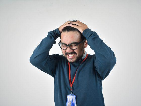 ciri-ciri stres