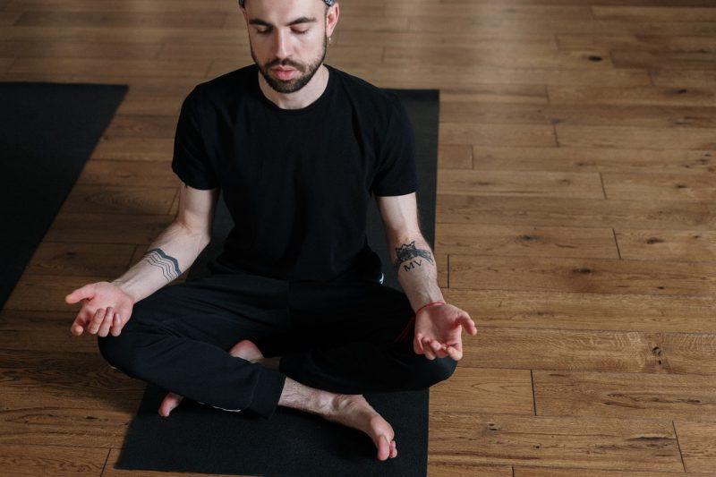 Meditasi dapat dilakukan dimana saja