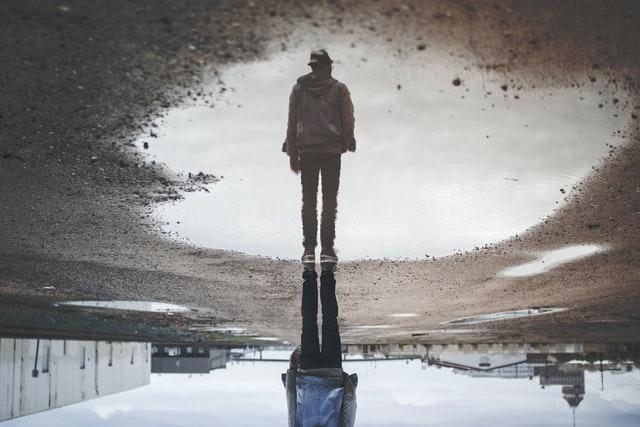 potensi diri terpancar dengan menerima diri apa adanya