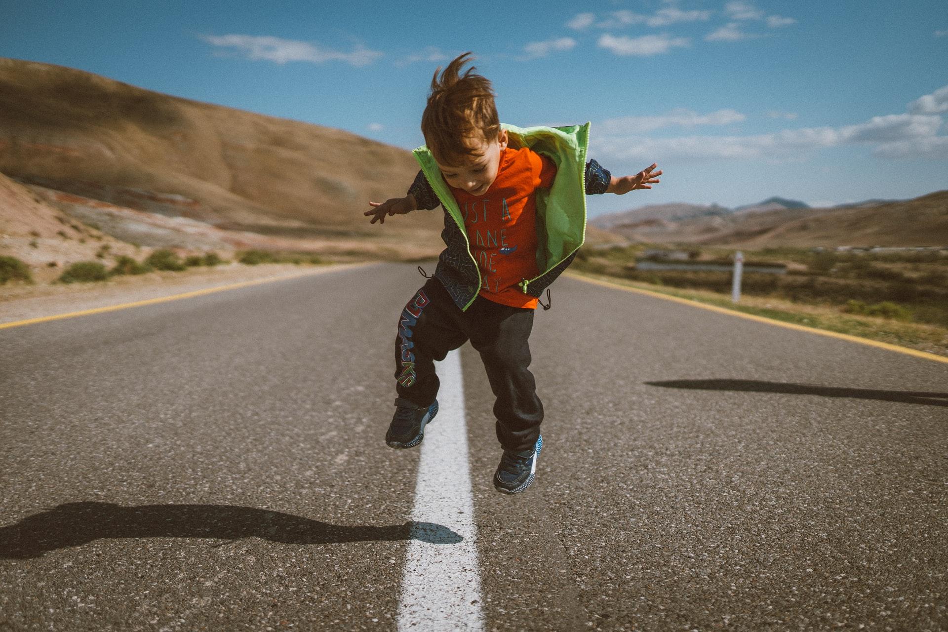cara membuat anak berani