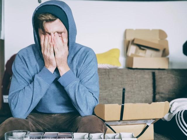 burnout dalam masalah pribadi dan pekerjaan
