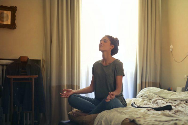 meditasi untuk stres