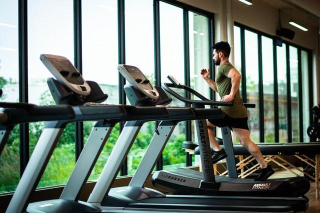 disiplin berolahraga