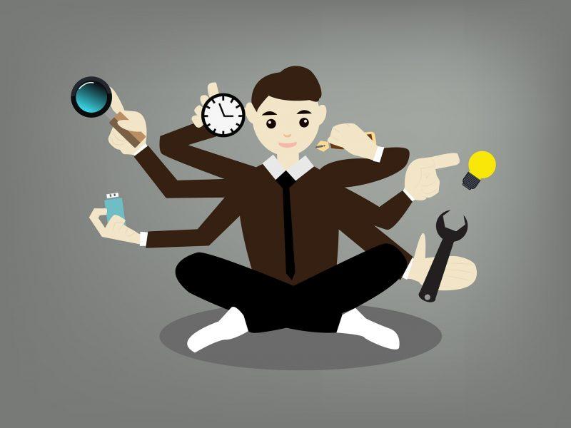 dampak buruk multitasking
