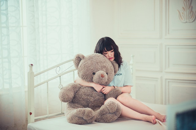 ciri ciri orang depresi