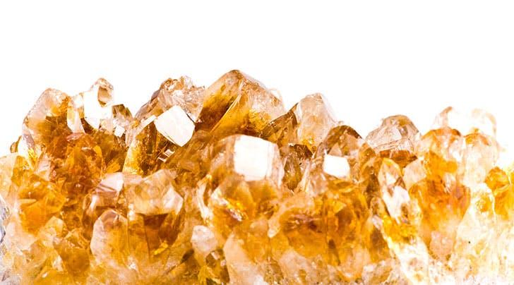 jenis kristal citrine