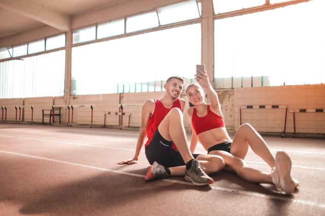 workout bersama pasangan