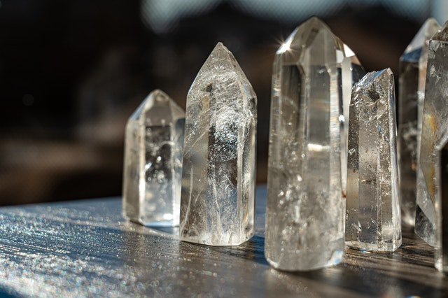 jenis kristal clear